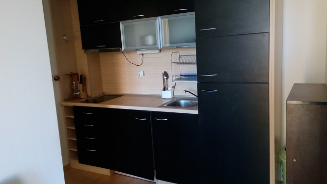 1 bed fully furnished apartment , Now reduced