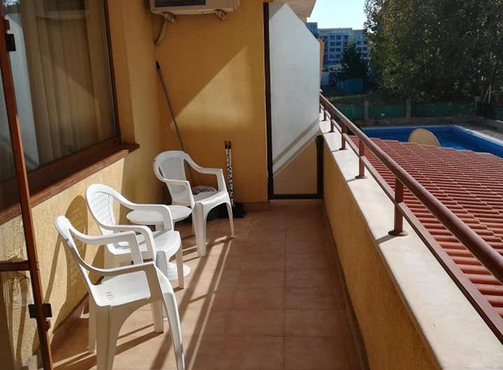 1-bedroom apartment in Sunny Dreams complex