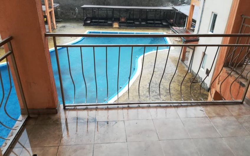 2 bed apartment in central Sunny Beach, 700M to the beach