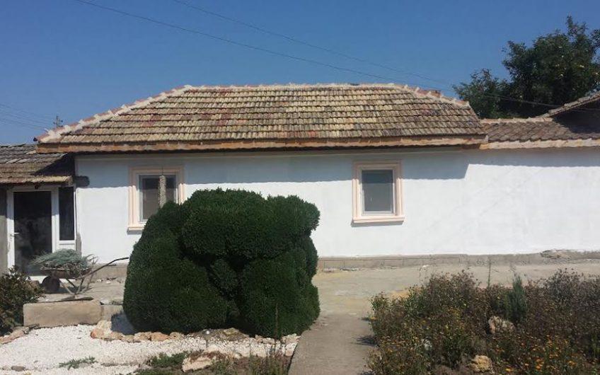 2/3 bedroomed one storey house near General Toshevo, Dobrich