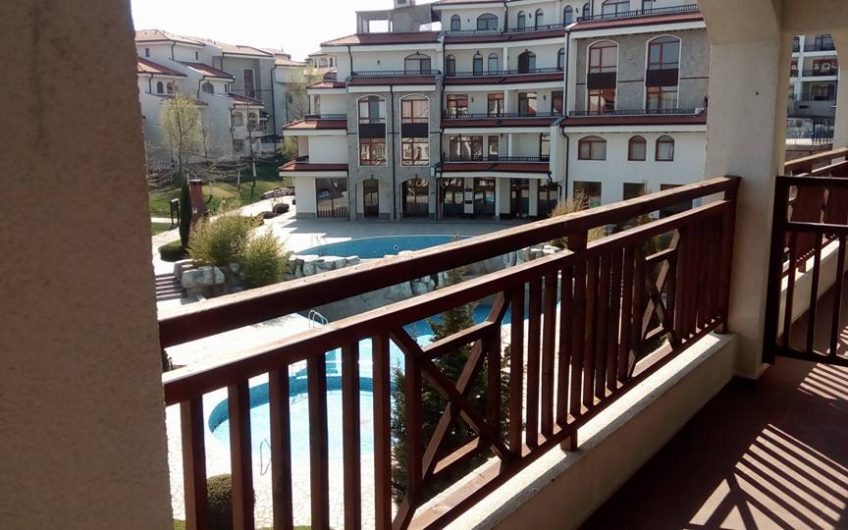 A 2 bed fully furnished duplex (on two floors) at The Vineyards Luxury Health & Spa resort