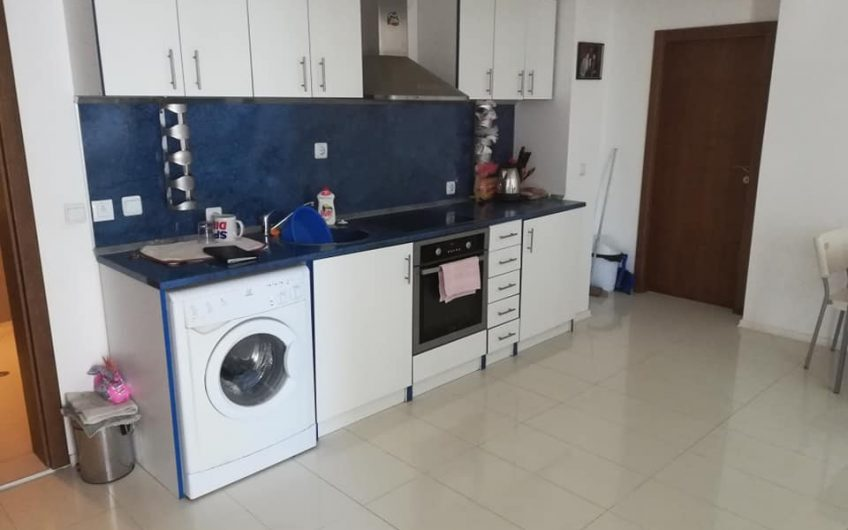 A 2 bed spacious apartment fully furnished