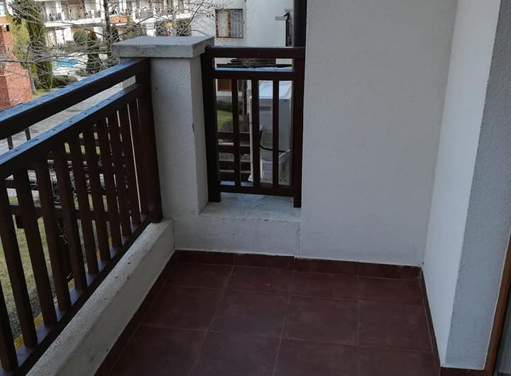 A lovely one bed furnished apartment at the Vineyards luxury spa resort