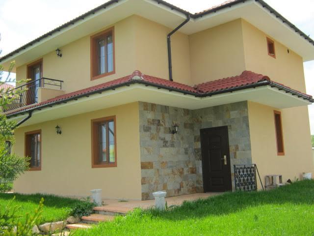 A new build house at Tankovo, Near Sunny Beach
