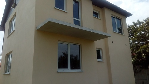 Aleksandrovo, Large 2 / 3 bed brand new house