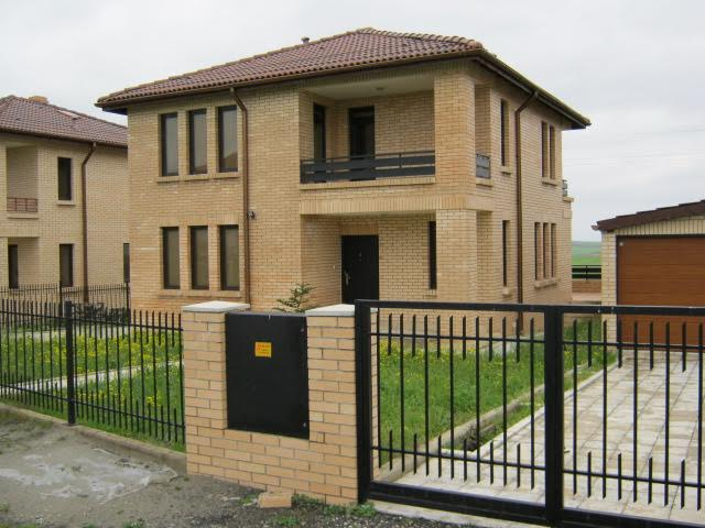 Alexandrovo, Newly built villas on a small complex