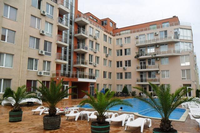 Balkan Breeze 2 Complex , Sunny Beach