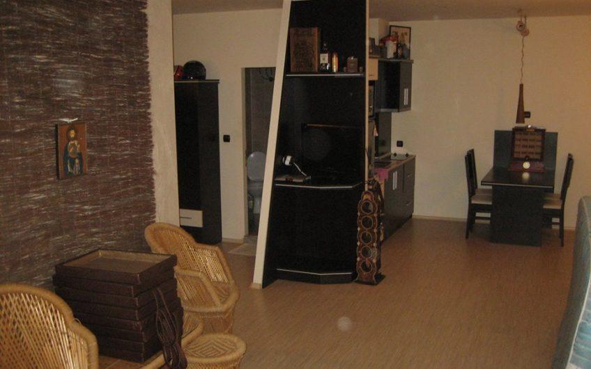Bisser Apart-hotel central Sunny Beach, Fully furnished studio for sale