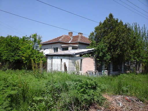 Bulgarian Home, Located In The Village Of Trastikovo, Burgas