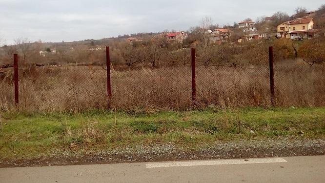 Drachevo, Burgas. 2,200 Sq m of building / investment land