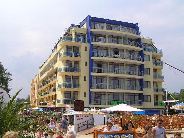 FRONT LINE …FANTASTIC SEA VIEWS. Kaya Apartments , Sunny Beach