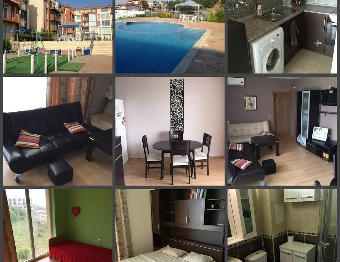 """For sale 2 bedroom apartment in a residential complex """"Solo"""", Sveti Vlas"""