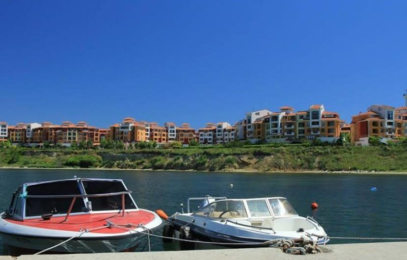 Fully furnished Studio for sale in MARINA CAPE , Aheloy