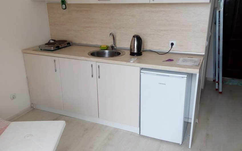 Golden Day 2 Sunny Beach, Furnished studio for sale