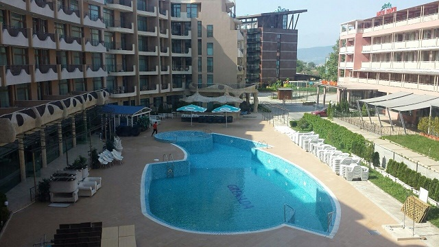 Grenada Apart-hotel Sunny Beach, 2 bed ,fully furnished , Amazing price