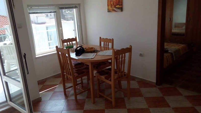 House Of Informat, St Vlas 2 bed fully furnished apartment, Top floor , Great views with large sun terrace
