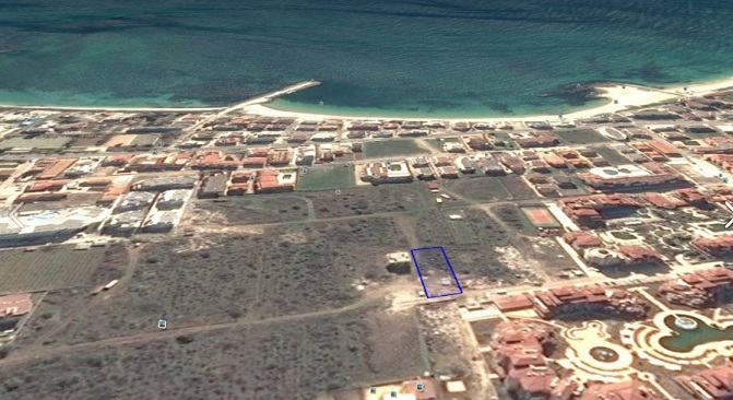 Investment / building plot close to the beach