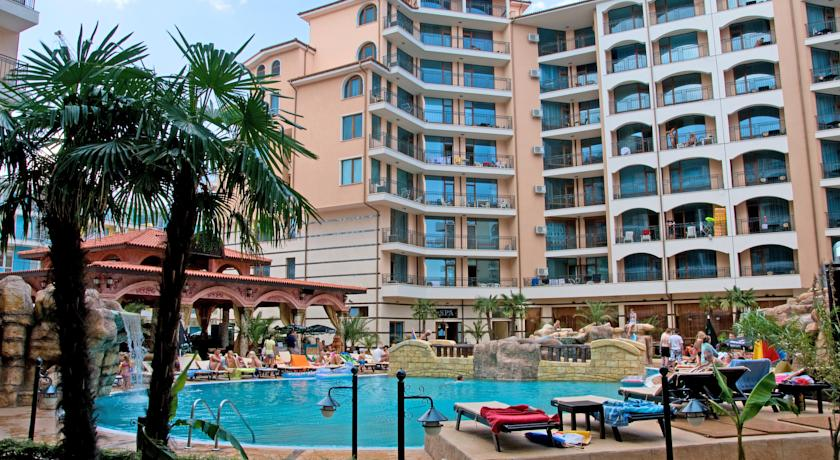 Karolina Complex , Sunny Beach, 1 bed , Fully Furnished , Very close to the beach