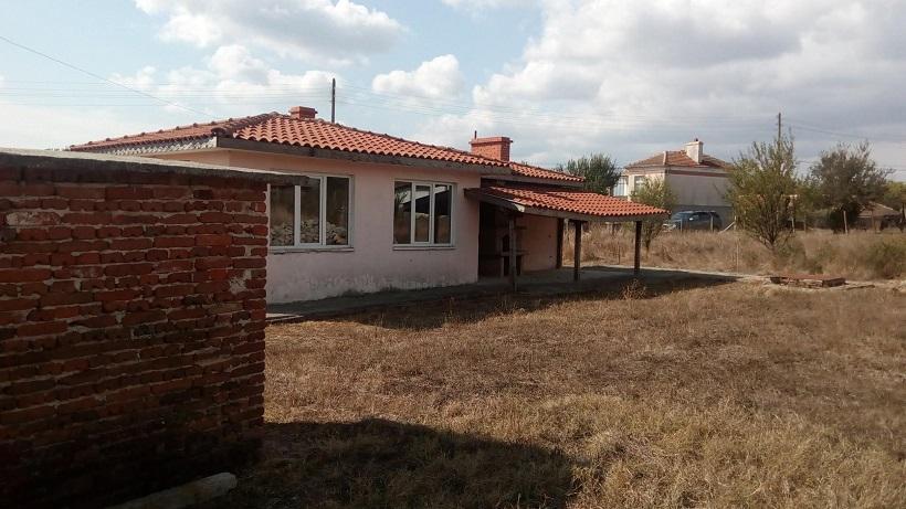 New build house, Svetlina, Burgas