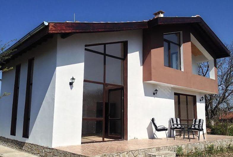 New house in the village of Trastikovo, Burgas