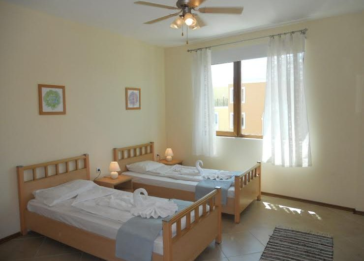 One Stop Property Shop Burgas are pleased to offer you this beautifully furnished 2-bedroom apartment in Amadeus 3