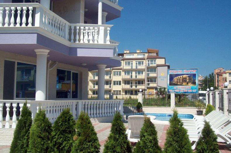 One Stop Property are pleased to offer you these eloquently designed apartments at Ravda just 30 m to the beach