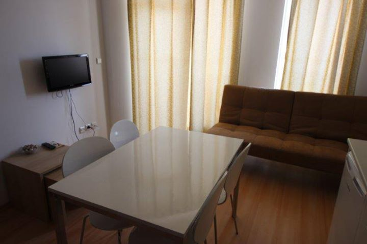 One bed fully furnished apartment with balcony