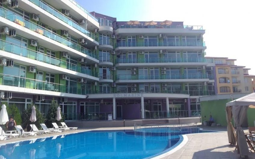 One-bedroom apartment for sale in SOL MARINE complex