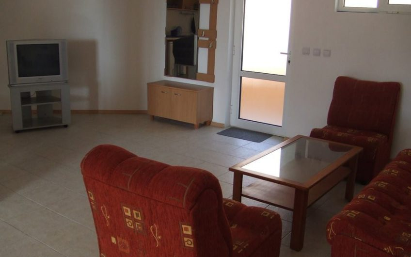 One-bedroom apartment in Robinson complex in Sunny Beach