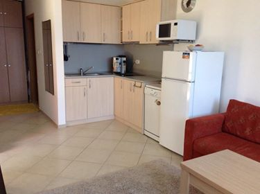 One-bedroom apartment in Sozopol Furnished apartment with large terrace with lovely sea view