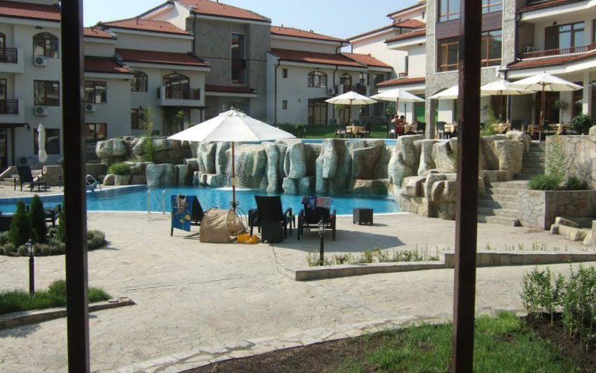 One-bedroom apartment in Vineyards complex in Aheloy