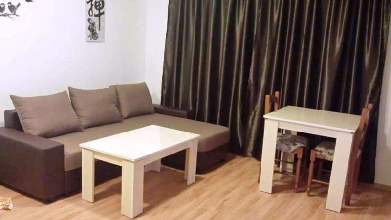 One-bedroom fully-furnished apartment, Sarafovo
