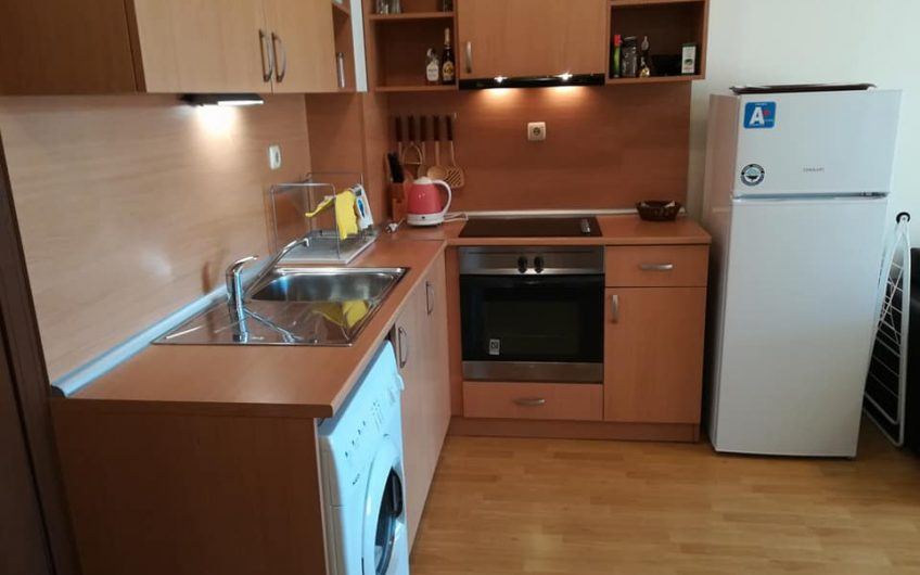 Panorama Bay 1,St Vlas.Furnished 1 bed apartment