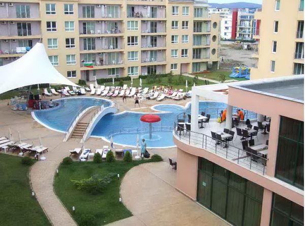 Polo Resort , Sunny Beach, Furnished Studio