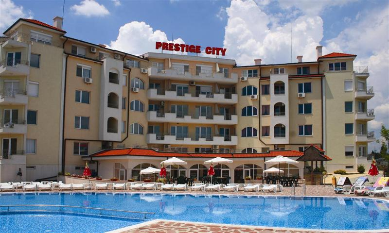 Prestige City 1, Fully Furnished, Overlooking the Pool