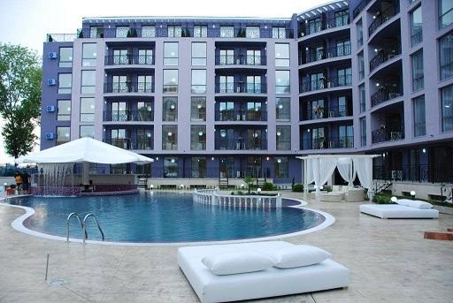 Rainbow 3 complex, Sunny Beach. 1 bed apartment