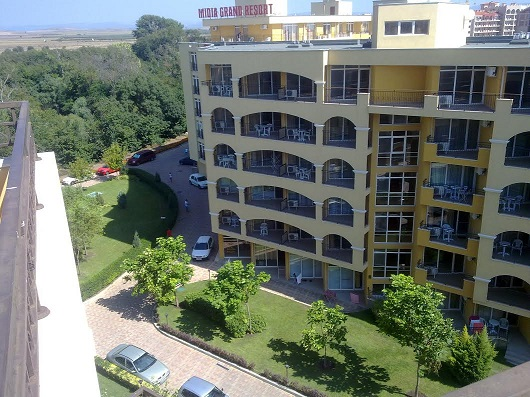 Studio for sale in Midia Grand Resort in Aheloy