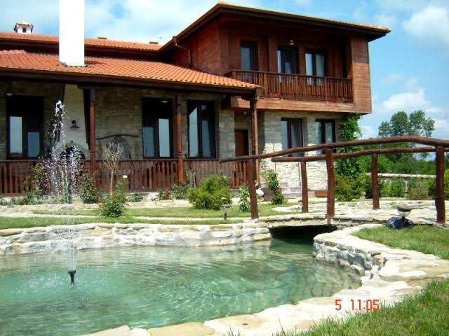 Stunning two-storey newly built house for sale in the village of Priseltsi