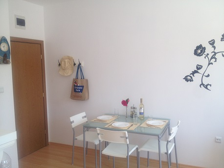Sunny Day 6, 2nd floor fully furnished 1 bed apartment