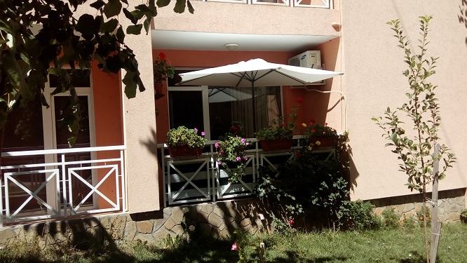 Sunny Day 6 , Ground floor 2 bed apartment, fully furnished