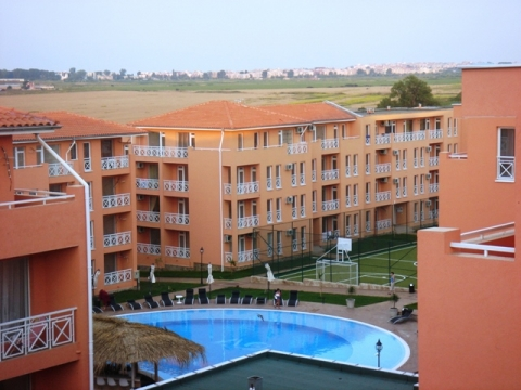 Sunny Day 6, Studio apartment , Ground floor & very well furnished