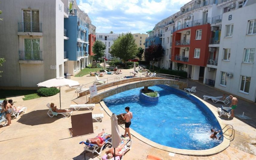 Sunny day 3. Sunny Beach 2 bed furnished apartment , Bargain price