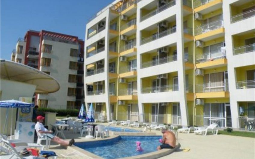 Super new offer! Sunset Beach 1, Sunny Beach. Price €14,995