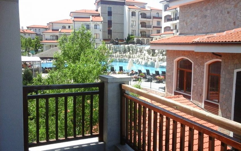 The Vineyards Spa Resort , Aheloy. 1 Bed Fully Furnished , With excellent rental potential