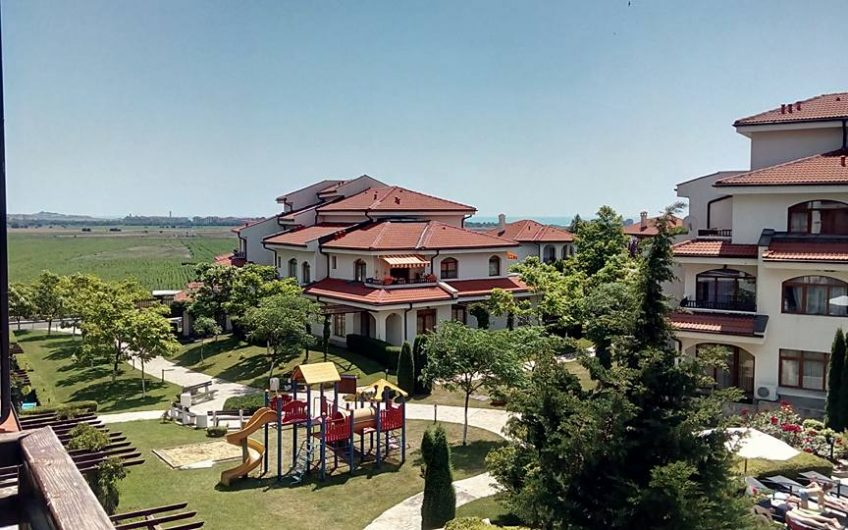 Two interconnecting apartments at the Vineyards complex, Aheloy