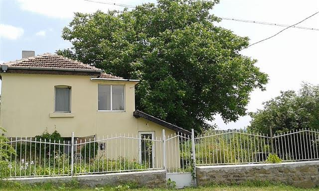 Two-storey renovated and fully furnished house for sale in the village of Svetlina, Burgas