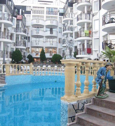Vista Del Mar 2 Complex, 1 bed apartment, Furnished