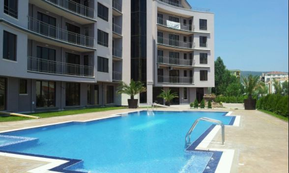 We have available 9 unfurnished apartments on the complex VIP Image in Sunny Beach