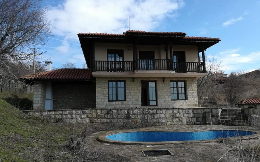 We offer you a very attractive house, located in one of the most popular areas near Varna-Avren