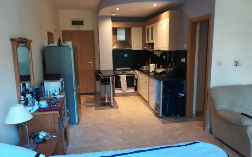 A ground floor studio apartment with patio at the luxurious 5 star Garden of Eden resort.